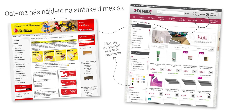 dimex.sk kutil.sk
